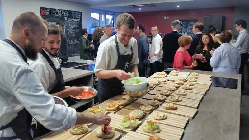 Image of Foodie Nights at Food Sorcery pop up events didsbury manchester