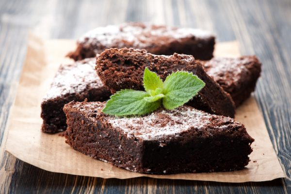 Image of Chocolate Brownies made at Food Sorcery Didsbury Manchester