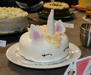 Clandestine Cake Club comes to Food Sorcery