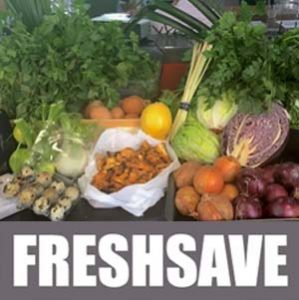 Image of Freshsave fruit & veg shop suppliers to Food Sorcery cookery school Didsbury manchester