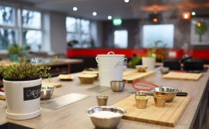 image of Food Sorcery Prepped Space Cookery School Didsbury Manchester