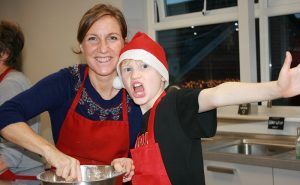 image of Big & Little Cooks at Christmas