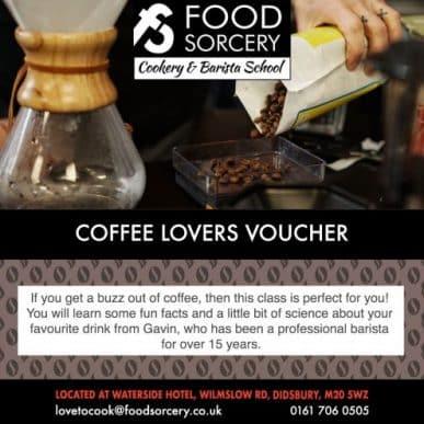 Coffee Voucher