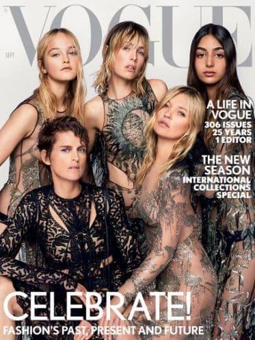 Vogue's Hot Spots – September Issue
