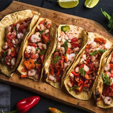 Image of Mexican Taco Make at Cookery Class, Food Sorcery, Didsbury Manchester