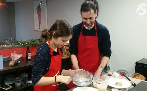 image of Big & LIttle cooks at Food Sorcery things to do in Manchester and Didsbury