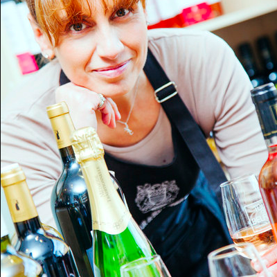 image of Muriel Lismonde from Tour de Belfort pop up at Food Sorcery