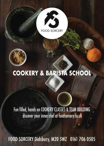 Pocket Food Guide – Food Sorcery Cookery & Barista School
