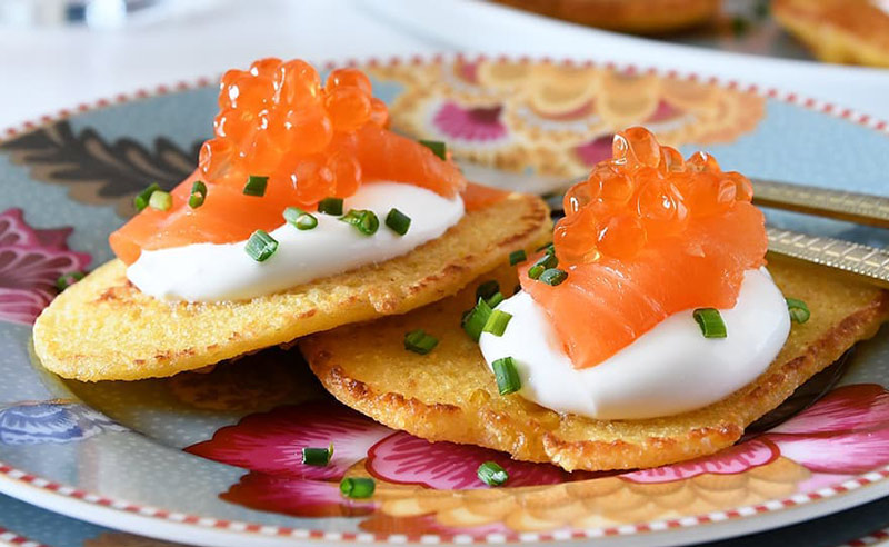 You are currently viewing Paleo Blinis