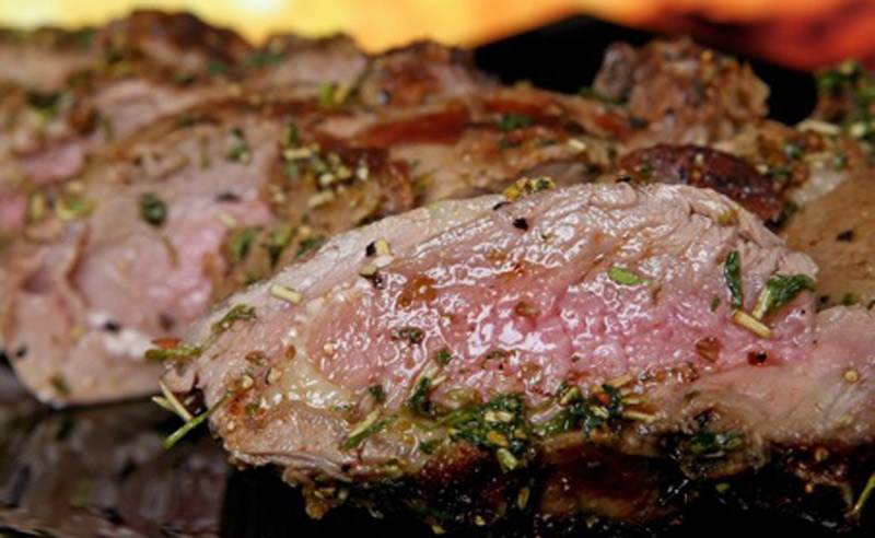You are currently viewing Cooking Together – Steak Lunch