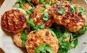 Turkey Burgers – Healthy Eating Recipe