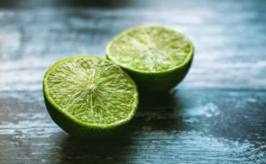 Image of two halves of limes Fit Food Class healthy eating at Food Sorcery