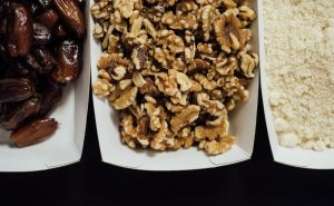 Image of nuts for the Fit Food Class at Food Sorcery, Didsbury