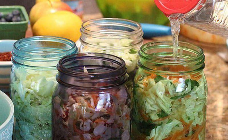 Tumeric Sauerkraut Recipe