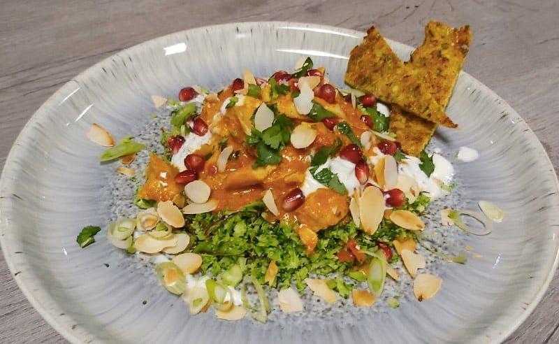 Paleo Chicken Tikka Recipe