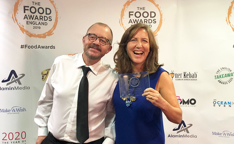 Cookery School of the Year – Winners