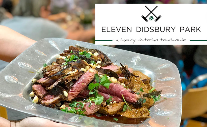 image of Eleven Didsbury park hotel foodie friday cookery class Manchester