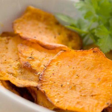 image of sweet potato natchos