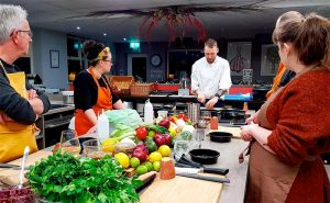 image of mexican fit food class at the cookery school manchester