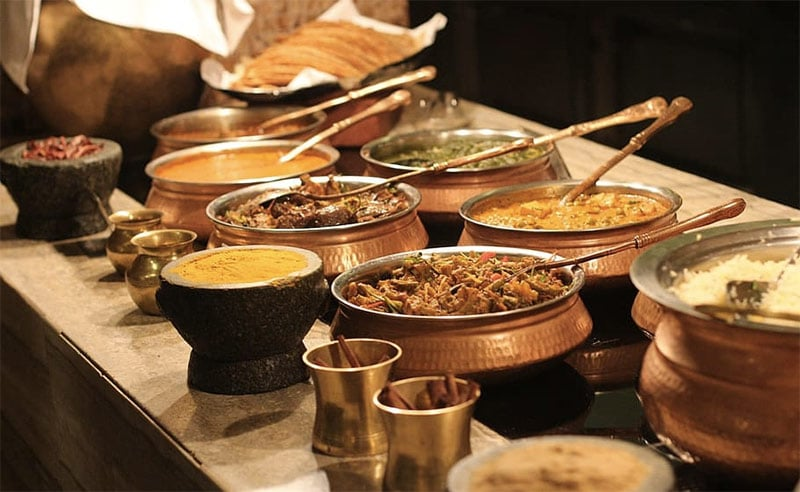 You are currently viewing Indian Home Cooking – Charred Ajwain Chicken; Keralan Coconut Prawns; Gunpowder Potatoes;
