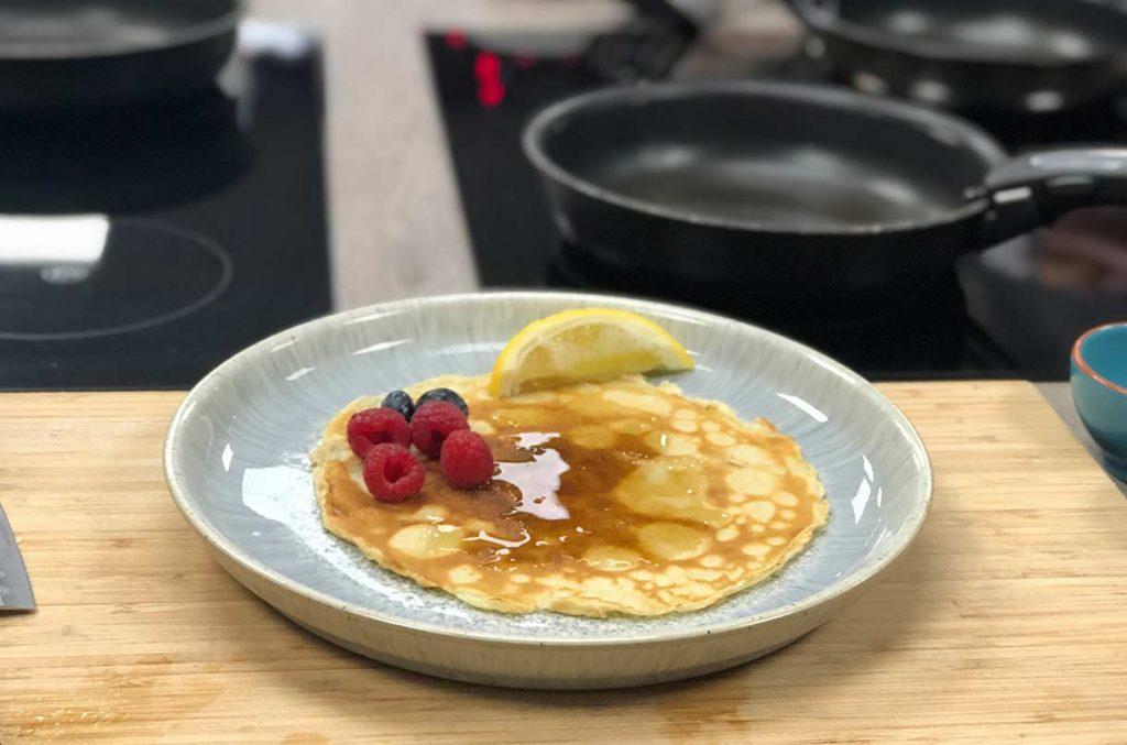 image of panckae made at Food Sorcery