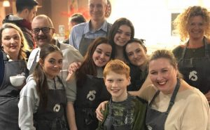 image of team at perfect pancake making day