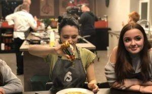 image of pancake toppings at Food Sorcery