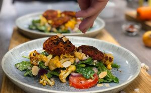 Middle Eastern Cookery Class – Recipes
