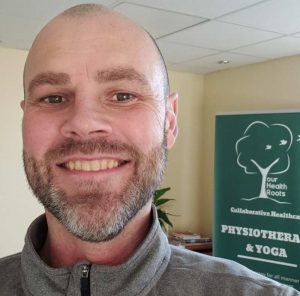 image of Matt from Your heathly roots physiotherapist