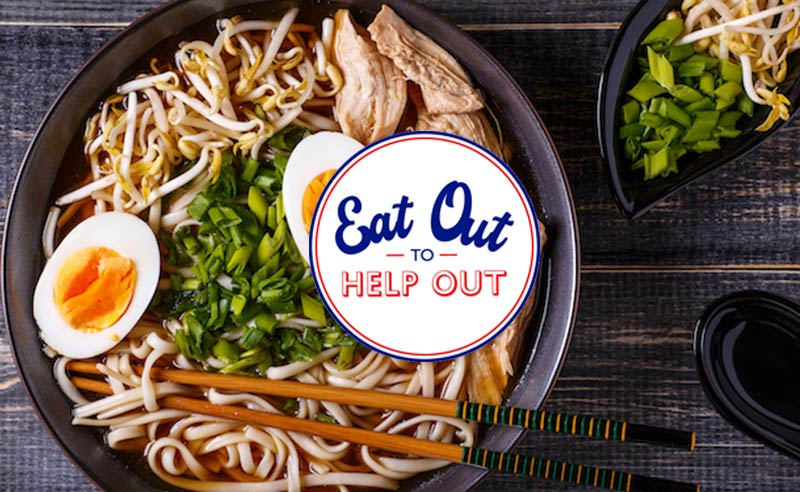 Eat Out to Help Out – Japanese Class & Meal