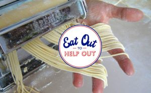 Eat out To Help Out – Pasta Making Recipes