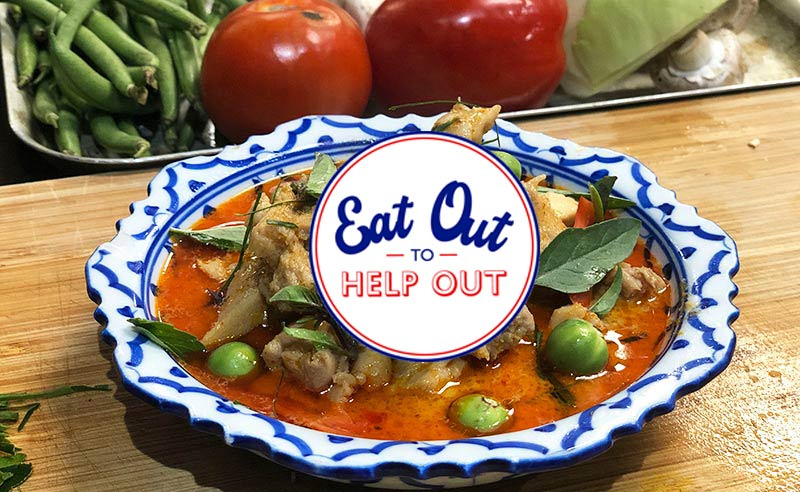 You are currently viewing Eat Out To Help Out – Thai Recipes