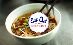 Eat out to Help Out – Vietnamese Class & Meal