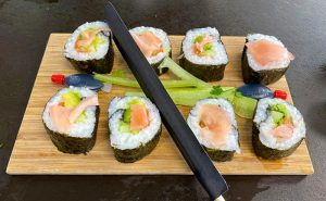 Eat Out To Help Out Katsu & Sushi Recipes