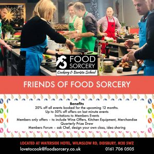 Friends of Food Sorcery – 12 Months Membership