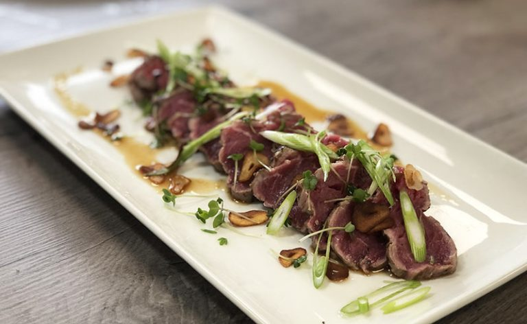 Japanese-Beef-dish-made-at-cookery-classes-at-food-sorcery-Manchester