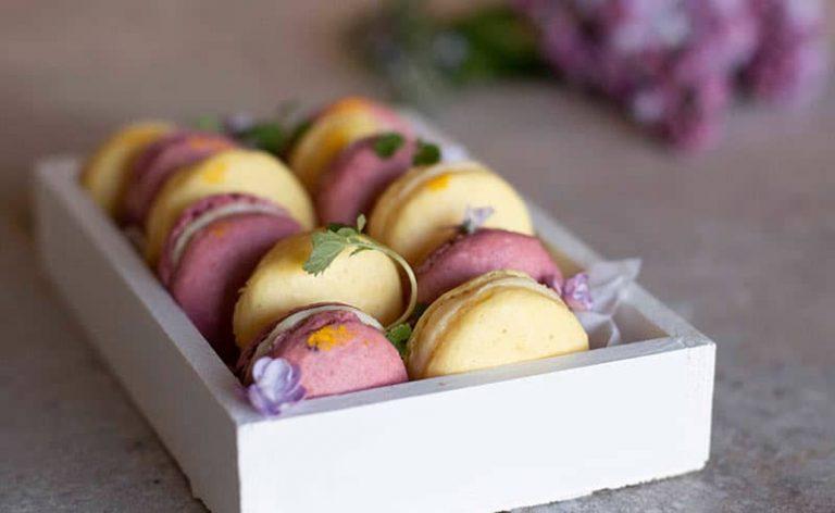 Macaron Making – Recipes
