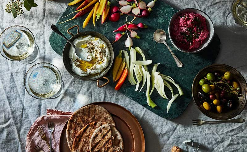 You are currently viewing Middle Eastern Cooking Together – Recipes