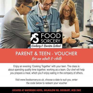 Parent & Teen – Gift Voucher