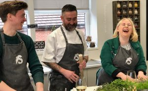 image of mexican cookery class with marketing manchester Didsbury