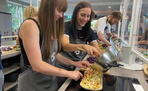 Read more about the article Cooking Together – Seasonal