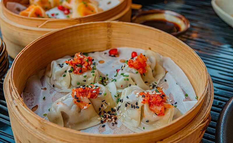 image of earning to make dim sum with yang sing manchester
