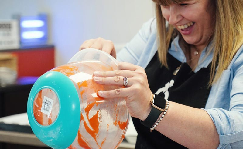 image of baking classes at the cookery school manchester
