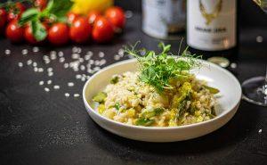 Read more about the article Italian Streetfood – Busara Brushetta, Risotto, Arancini, Romesco