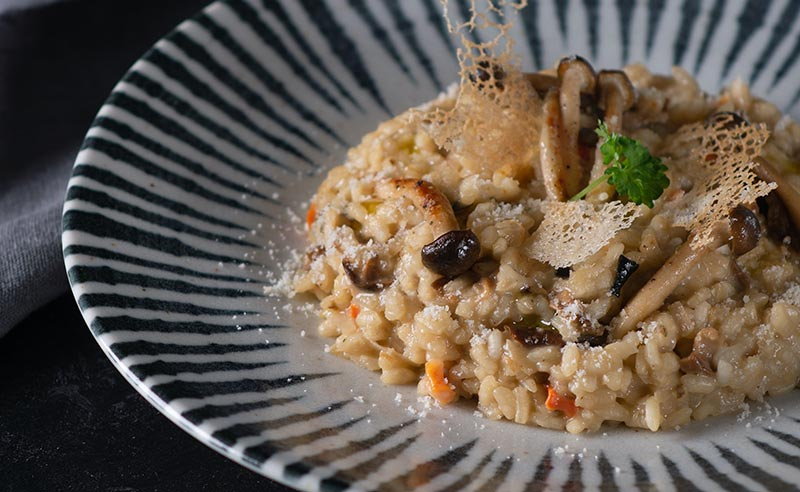 You are currently viewing Cooking Together – Italian – Bruschetta, Saltimbocca, Risotto, Velouté