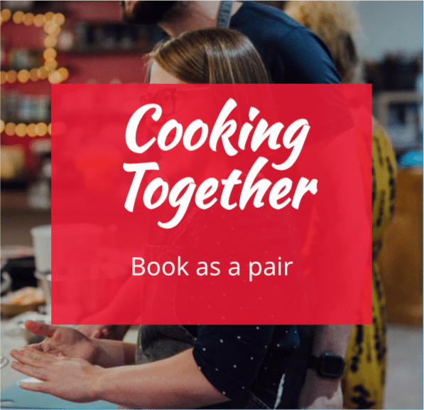 image of cooking together for couples date night
